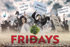 Filmplakat Fridays - its our future