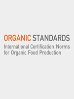 Logo von Organic Standards